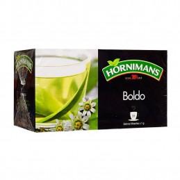 Boldo Hornimans Caja 25 filtrantes