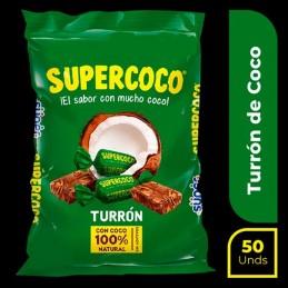 SUPERCOCO TURRÓN DE COCO 250g