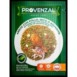 "Huhn mit Reis - Arroz con pollo ""Provenzal"""