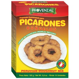 "Picarones ""Provenzal"""