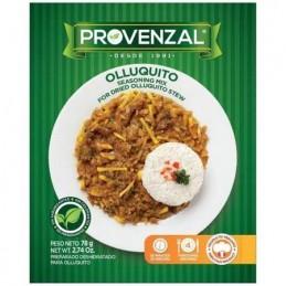 """Olluquito """"Provenzal"""""""