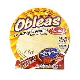 OBLEAS DE AREQUIPE CLAUSS...
