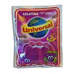 Gelatina Universal Uva 250gr