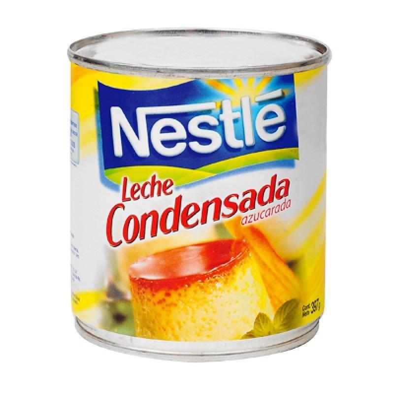 Leche condensada Nestlé  370gr