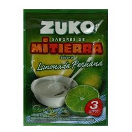 Zuko limonada peruana - refrescante bebida  15gr