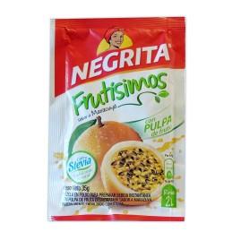 Negrita Frutisimos sabor Maracuya con Stevia 35gr