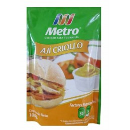 Aji Criollo Metro  100gr
