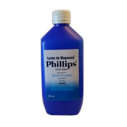 Leche Magnesia 360ml