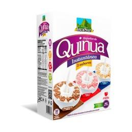 Flocons de Quinoa 3 saveurs - Sans gluten 250g