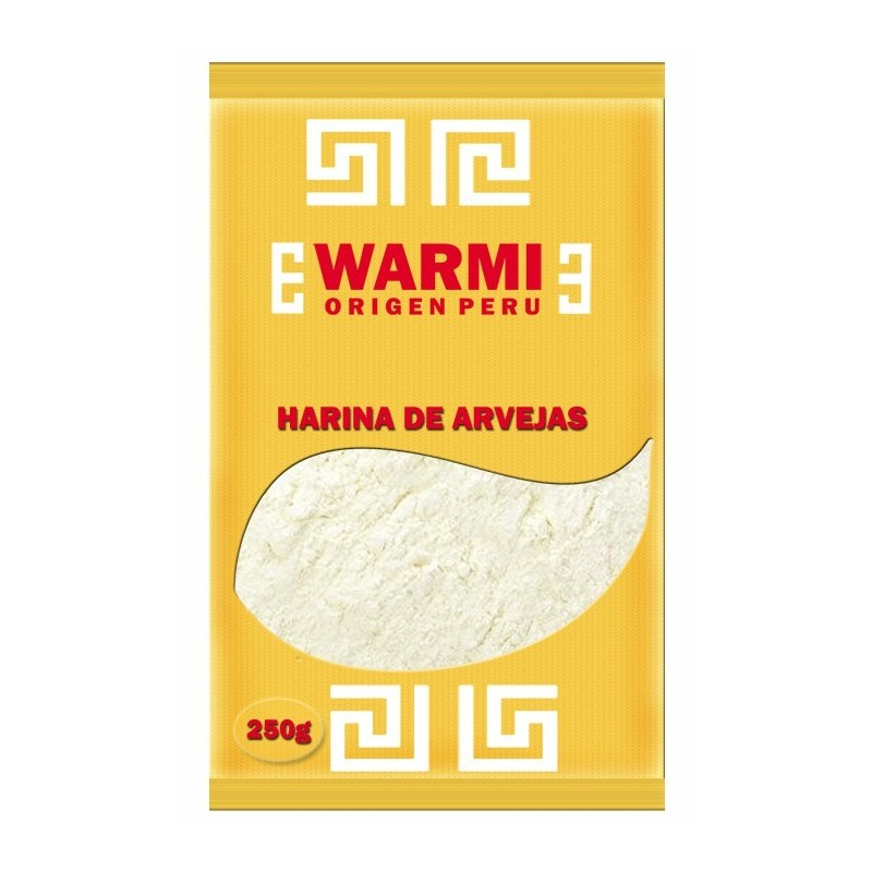 Harina de Alverja  250gr