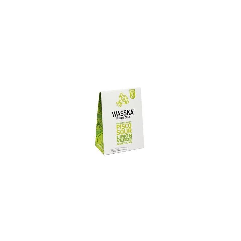 Wasska - preparación 6 a 8 sabor Pisco Sour