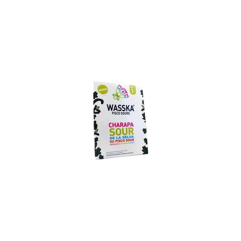 Wasska - preparación 6 a 8 Charapa