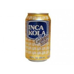 "Soda ""Inca Kola""  33cl"