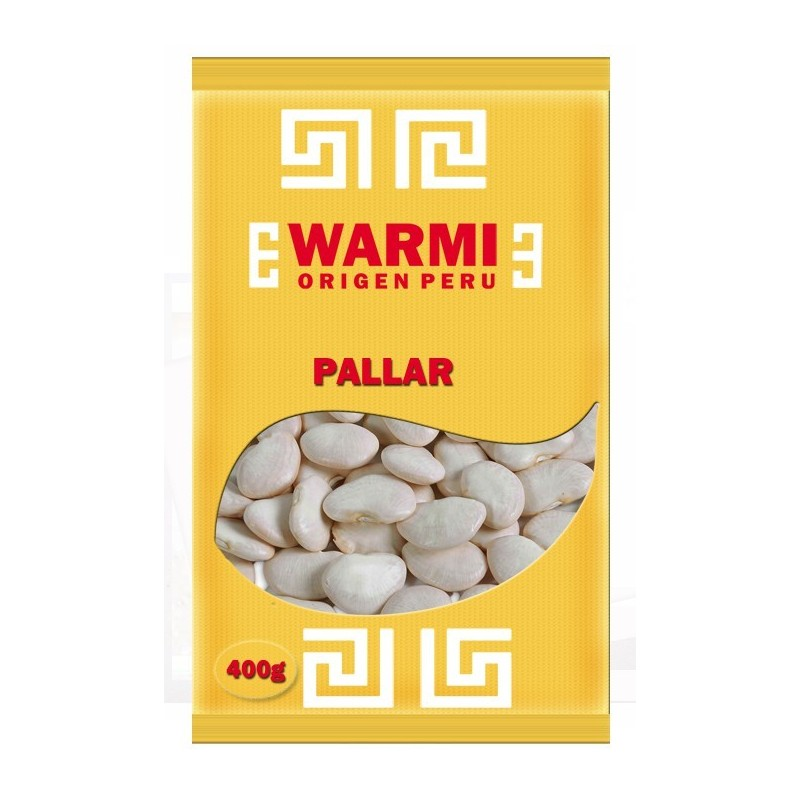 Haricot Pallares 400gr