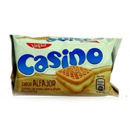 Galletas Casino - sabor de Alfajor  6 paquetes