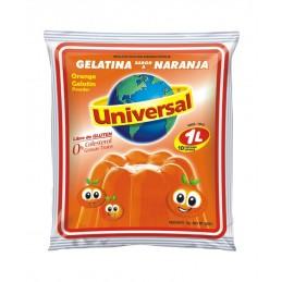 "Gelatina naranja ""Universal"" 250gr"