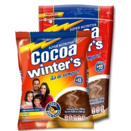 Cocoa Winter en polvo