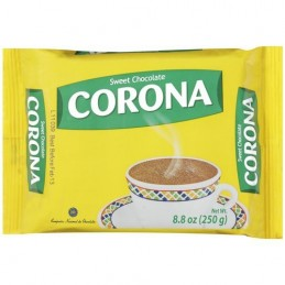 Chocolate Taza Corona 200gr