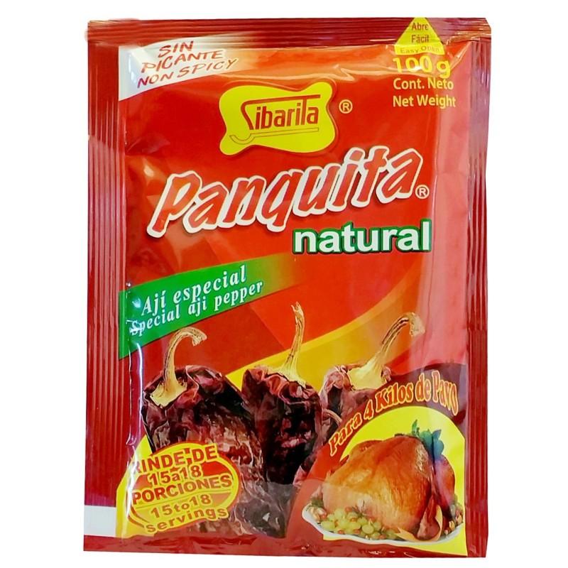 Panquita natural  - aji especial sibarita sin picante