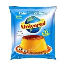 Flan de Vainilla Universal