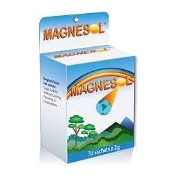 Magnesol 33 sobrecitos x 2g