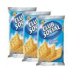 Biscuit Club Social Original 1pc 32g