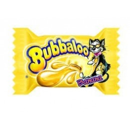 Chewing-Gum Bubbaloo Banana