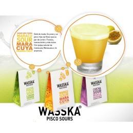 Wasska -  6 a 8 cocktails sabor de Maracuyá