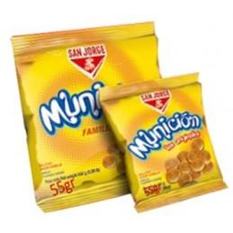 Biscuit sucré Municiones 55g