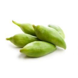 Légume fraîche appelée Caiguas