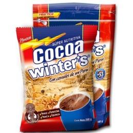 Cocoa Winter's con Cereales de Mi Perú 160gr