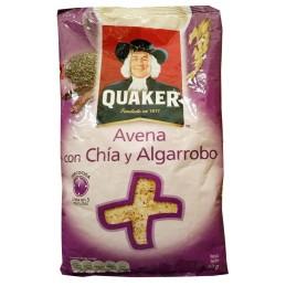 Avoine et Chia Algarrobo Quaker 380g