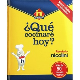 Libro de cocina peruana Nicolini