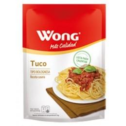 Sauce Tuco Wong - Prêt à chauffer 200g